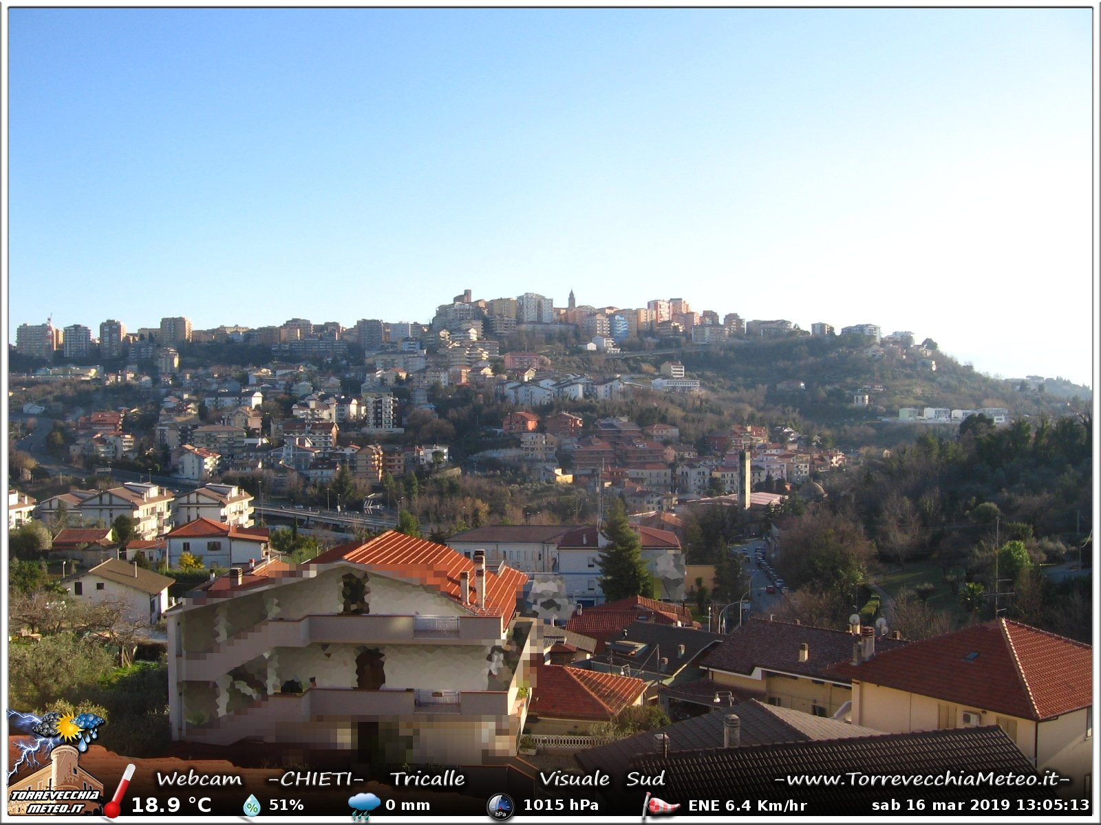 webcam Chieti